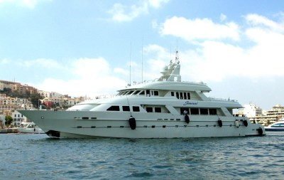 ISLAND HEIRESS Yacht Charter Details, Cheoy Lee ...